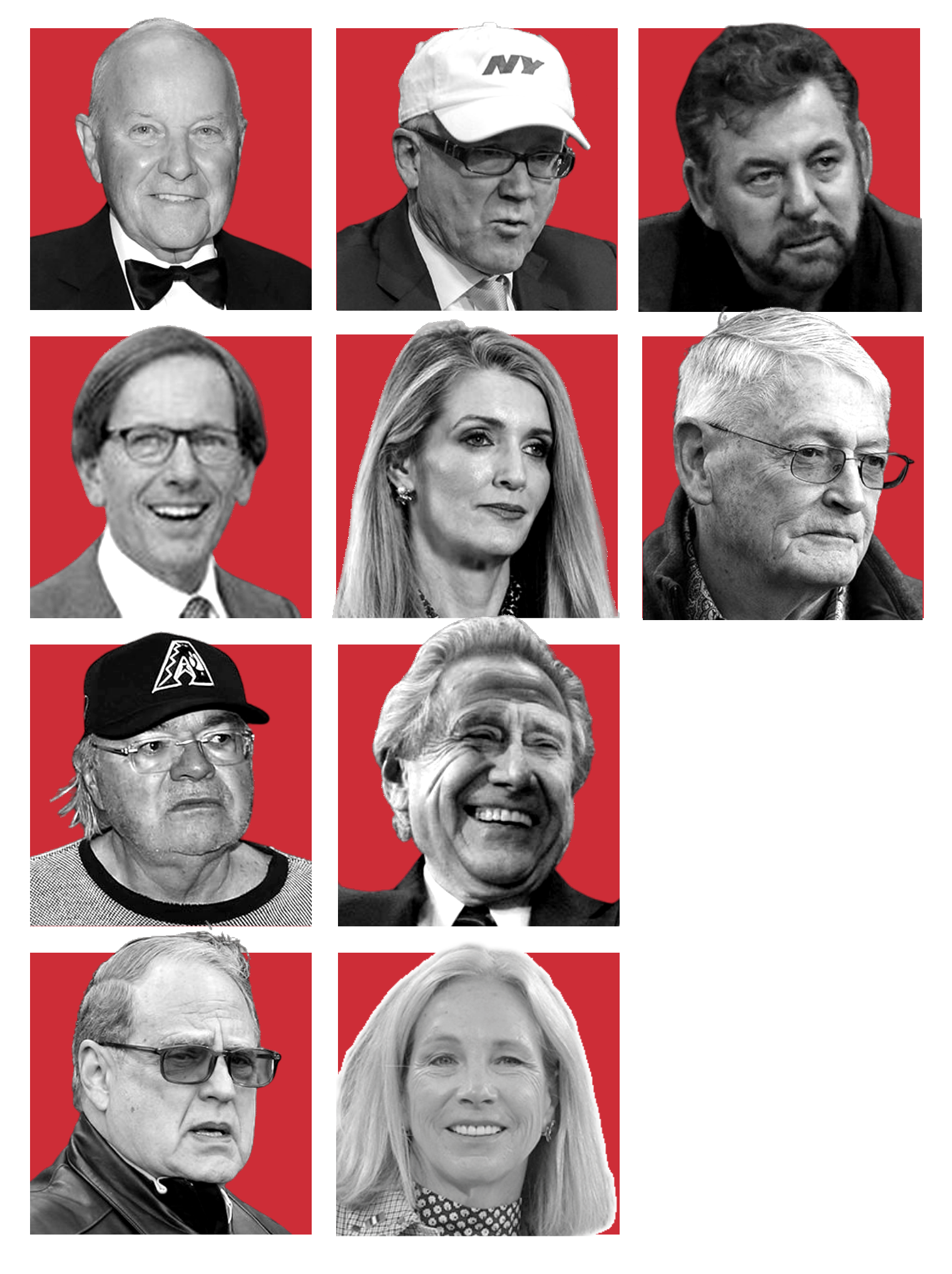 10 pro sports owners who have donated the most to political campaigns in 2019-20