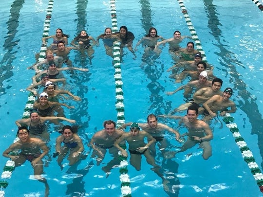 Dartmouth cut the men's and women's swimming programs.