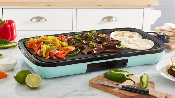 From pancakes to quesadillas, this griddle can cook it all.
