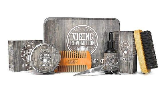 Best gifts for boyfriends: Beard care kit