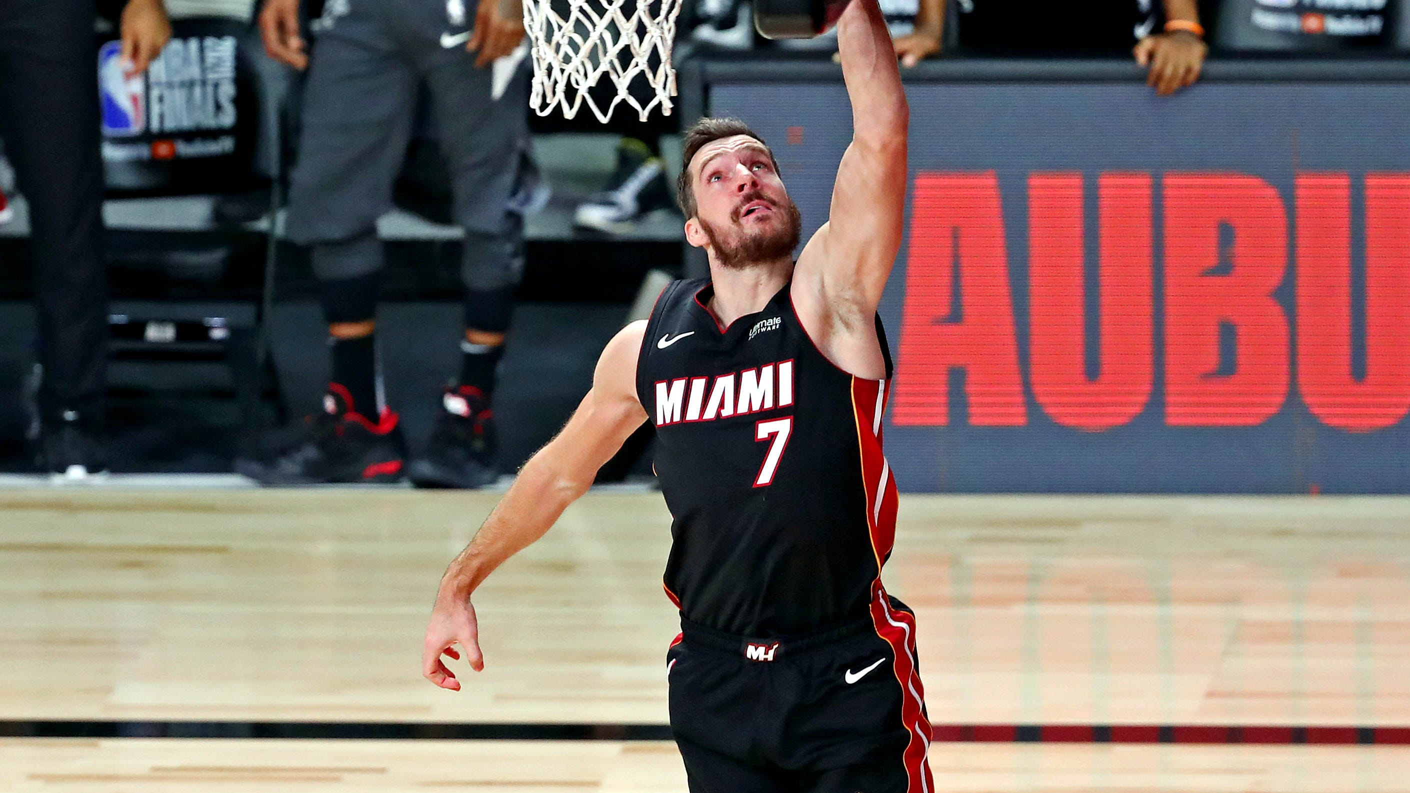 Miami Heat Deal With Injuries To Goran Dragic Bam Adebayo For Game 2