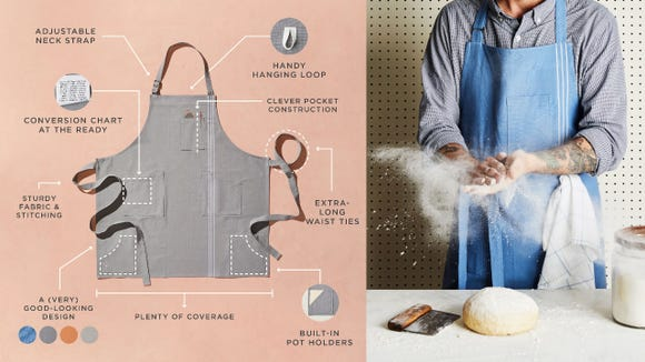 Best gifts for boyfriends: Food52 apron