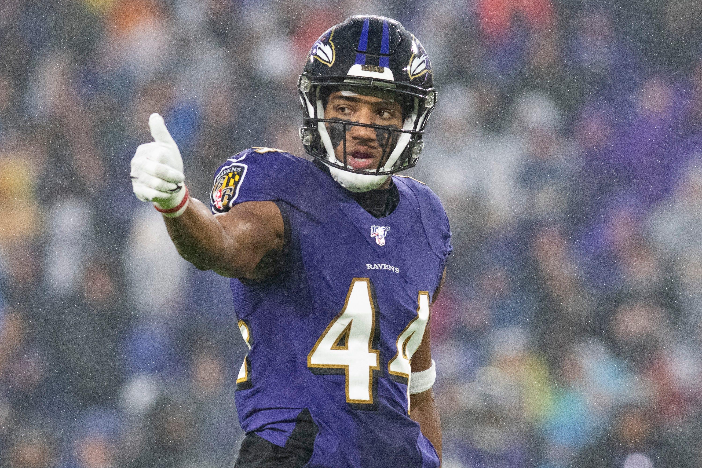 Ravens, cornerback Marlon Humphrey agree to five-year, $98.75 million extension, per reports