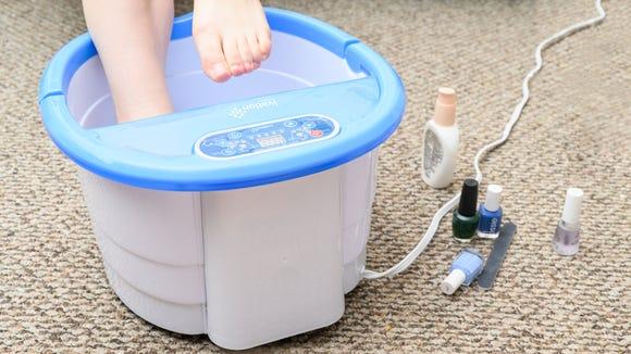 Best gifts for boyfriends: Foot spa