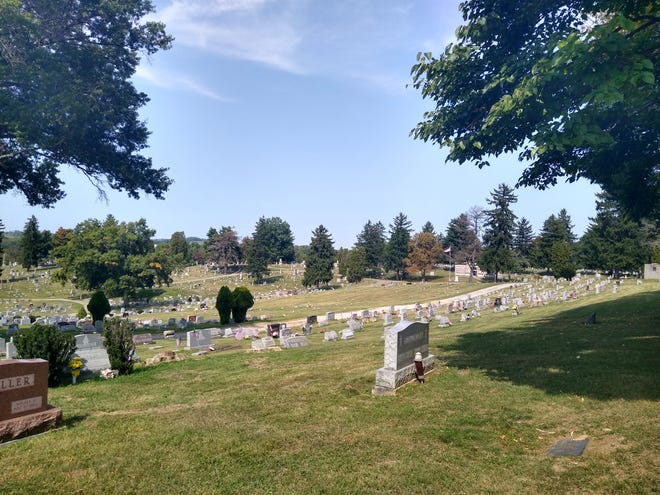 The Oct. 10 event will include a walk to nearby Union Cemetery where participants will learn about the history of the cemetery and hear more local legends.