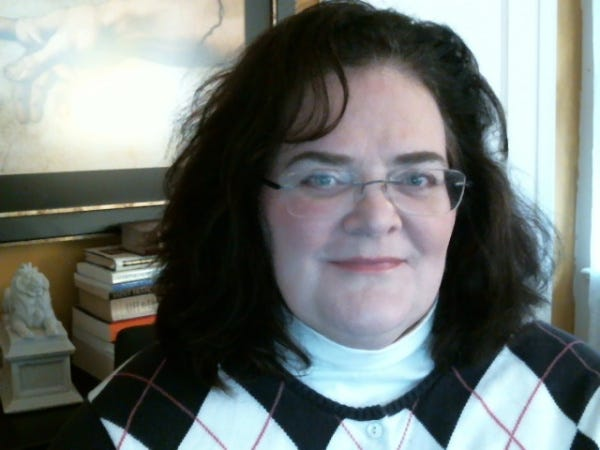 """Teresa Pitt Green, co-founder of Spirit Fire, a national """"Christ-centered restorative-justice group"""" that helps Catholic churches reach out to survivors."""