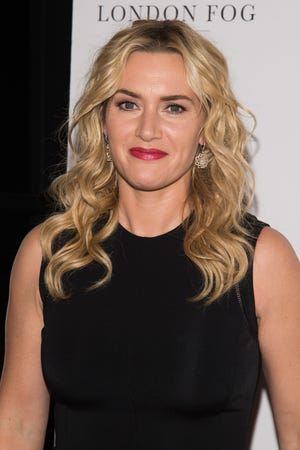 Actor Kate Winslet: 45 today