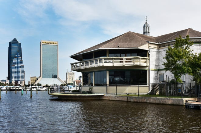 The River City Brewing Co. restaurant on the downtown Jacksonville riverfront could be demolished as part of a redevelopment deal for an eight-story apartment building on the site. The restaurant dates back to the 1980s.