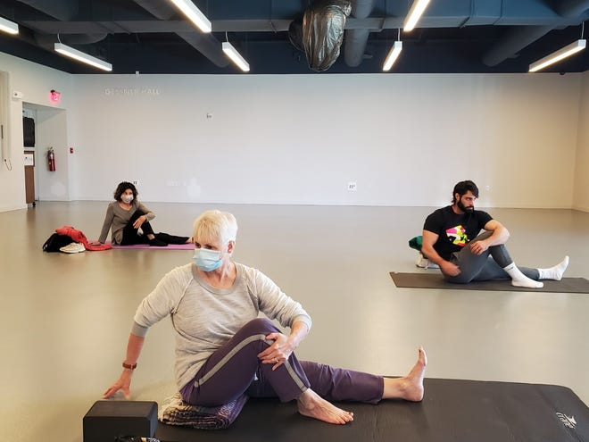 The Massillon Museum is holding in-person yoga classes from 12:30 to 1:15 p.m. Fridays.