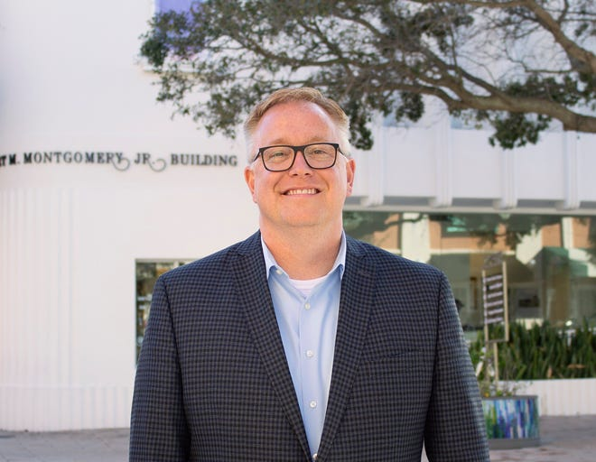 Dave Lawrence, president and CEO of the Cultural Council for Palm Beach County, will host the State of the Cultural Sector Town Hall webinar on Thursday.