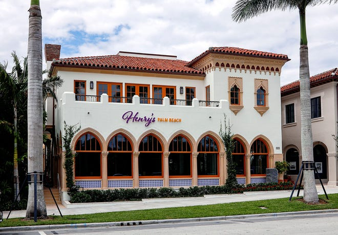 Condominium No. 3, above Henry's Palm Beach restaurant, has sold for a recorded $10.77 million in the mixed-use Via Flagler by The Breakers development on Royal Poinciana Way in Palm Beach.
