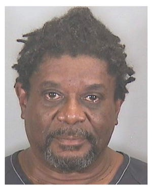 Larry Wiggins, 62, is accused of trying to request a ballot for his wife, who died in 2018.