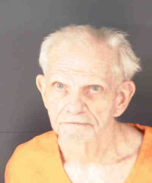 David P. White, 82, is accused of murder.