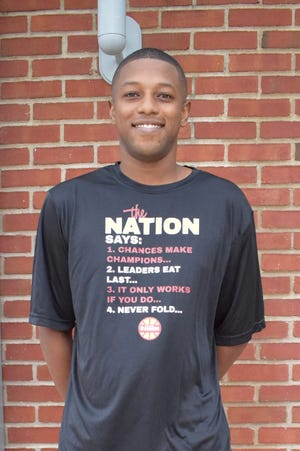 Steven Lawson, Jr. has adapted his love of basketball into the mainstay of a mentoring program for youth.