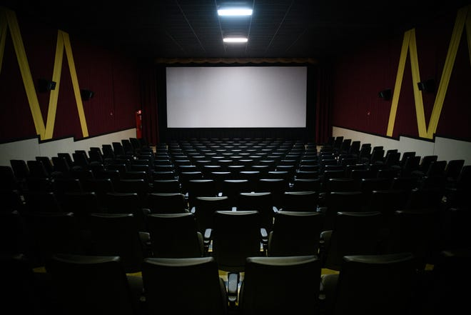 Omni Cinemas on Sycamore Dairy Road is scheduled to reopen on Friday.