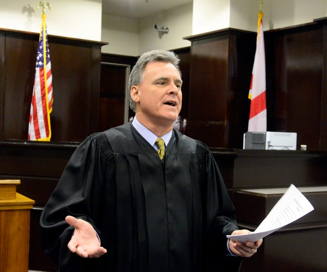 Presiding Judge William Ogletree says the 16th Circuit has a good safety plan in place for the resumption of jury trials in Etowah County.