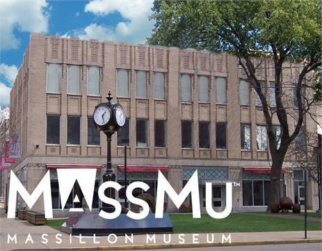 Massillon Museum logo