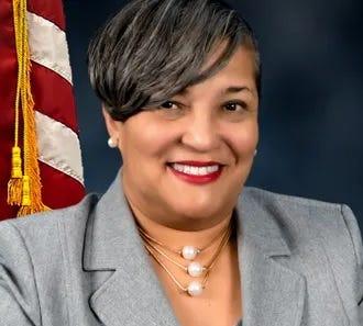 Victorville Mayor Pro Tem Leslie Irving.