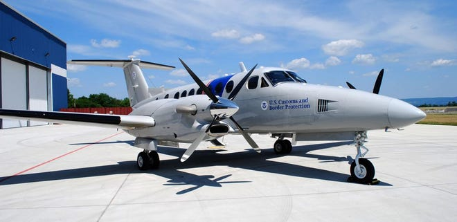 A look at the aircraft that Sierra Nevada Corp. is providing to the federal government.