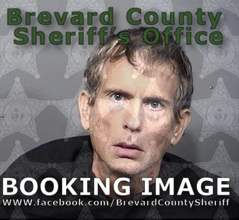 Brett Rowe, 51, was charged with theft and scheming to defraudthe Shady Pines homeowners association of over $21,000 between 2017 and 2020.