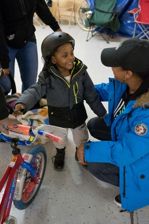 Bikes 4 Kidz Detroit is hosting its 3rd annual bike collection on Saturday. Used bikes will be refurbished and donated to needy children as Christmas gifts.