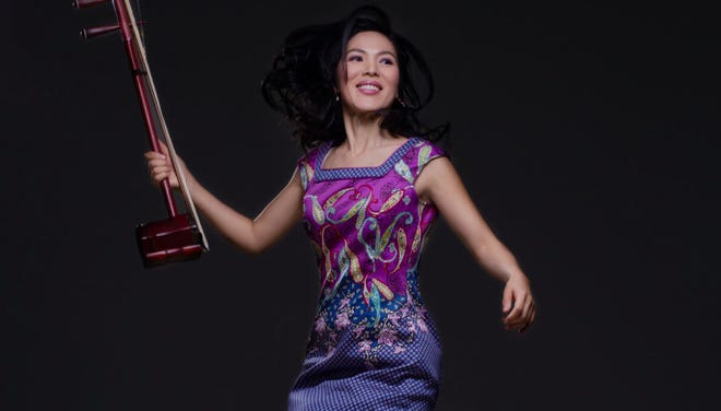 Chinese musician Xiao Dong Wei is part of the 2020 Concert of Colors.
