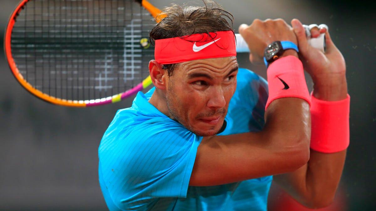 Are You Sebastian S Father Korda To Take On Idol Rafael Nadal At French Open