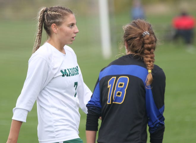 GALLERY: Madison at Ontario Girls Soccer