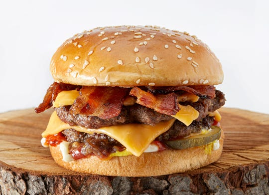 Bacon cheeseburgers are on the menu at Dairyland, a new order-online takeout burger spot at 924 E. Rawson Ave. in Oak Creek and, soon, a food trailer.