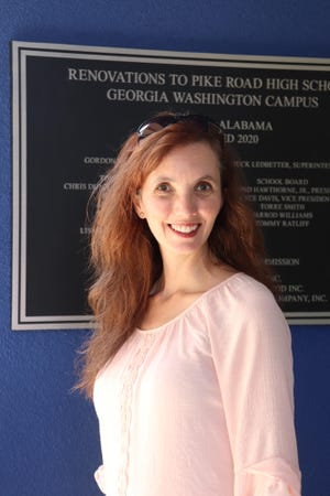 Laela Bunn has been hired by Pike Road Schools to help  students prepare for the ACT.