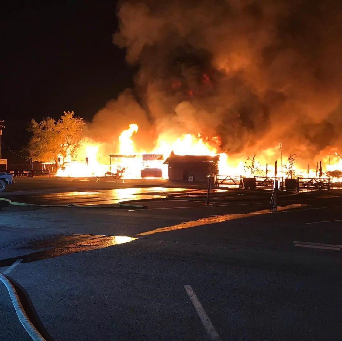 Oak Glen Preserve Closed Until Further Notice After Destructive Fire