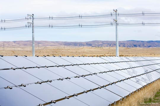 Morningstar analyst Travis Miller likes Phoenix-based First Solar, one of the largest manufacturers of solar panelsin the world.