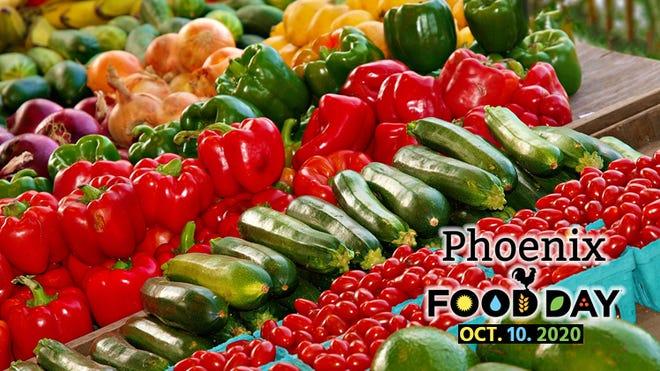 Phoenix Food Day & Healthfest es un evento gratuito de salud y bienestar que se enfoca en estilos de vida saludables para las familias.