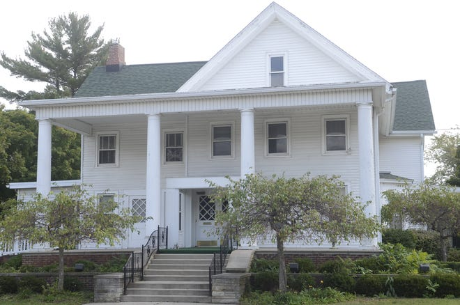 A former funeral home location at 1230 Seventh Street in Port Huron could become an 11-unit apartment building if a rezoning request is approved.