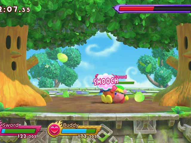 Kirby Fighters 2 Review Like Smash Bros With Training Wheels Technobubble This browser doesn't support spotify web player. kirby fighters 2 review like smash