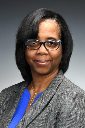 Rosiland Brooks-Harris, Finance Director for the City of Rochester.