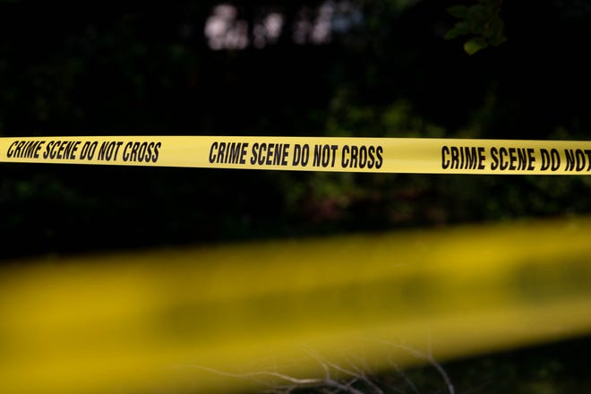 The shooting occurred Friday night.