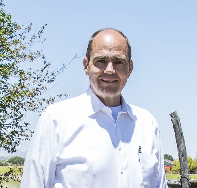 Randy French, candidate for County Commissioner, Precinct 3