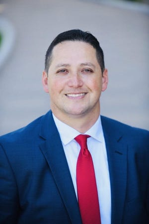 Tony Gonzales, candidate for Congressional District 16