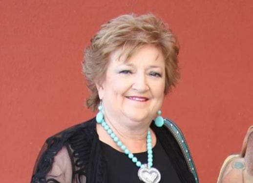 Annette Brigham, candidate for Canutillo ISD Board of Trustees, District at Large