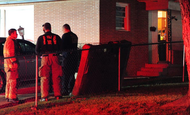 Wichita Falls firefighters responded to a reported structure fire Friday morning at a home on Terrace Avenue.