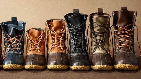 L.L.Bean men's snow boots: Save on the