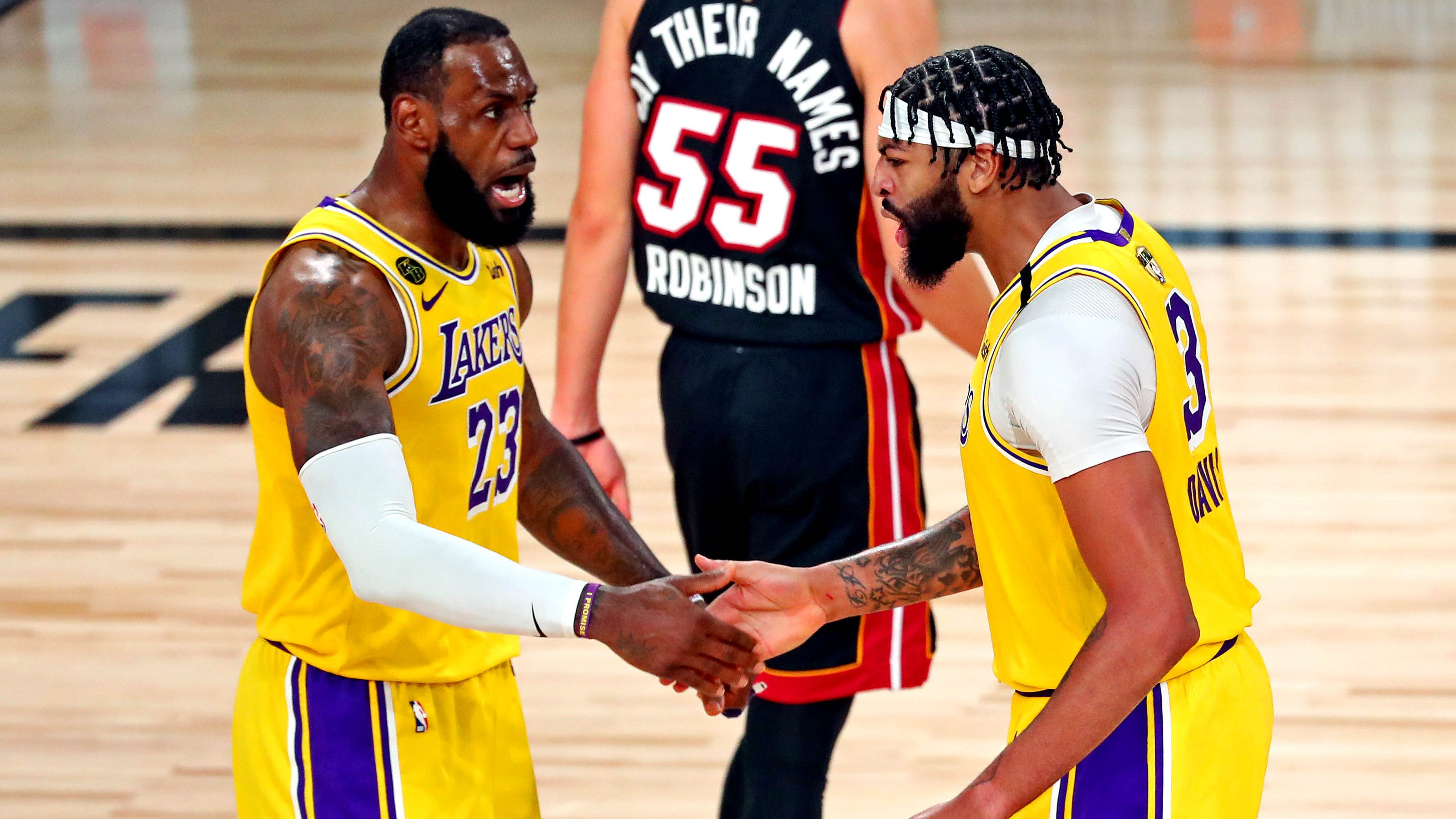 Nba Finals Three Keys For Lakers Vs Heat In Game 2