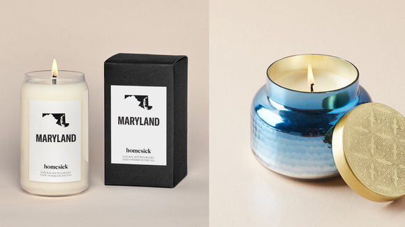Best gifts for girlfriends: Candles