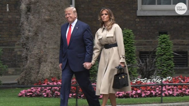 President Donald Trump and first lady Melania Trump have tested positive for COVID-19.  The news was announced on Friday.