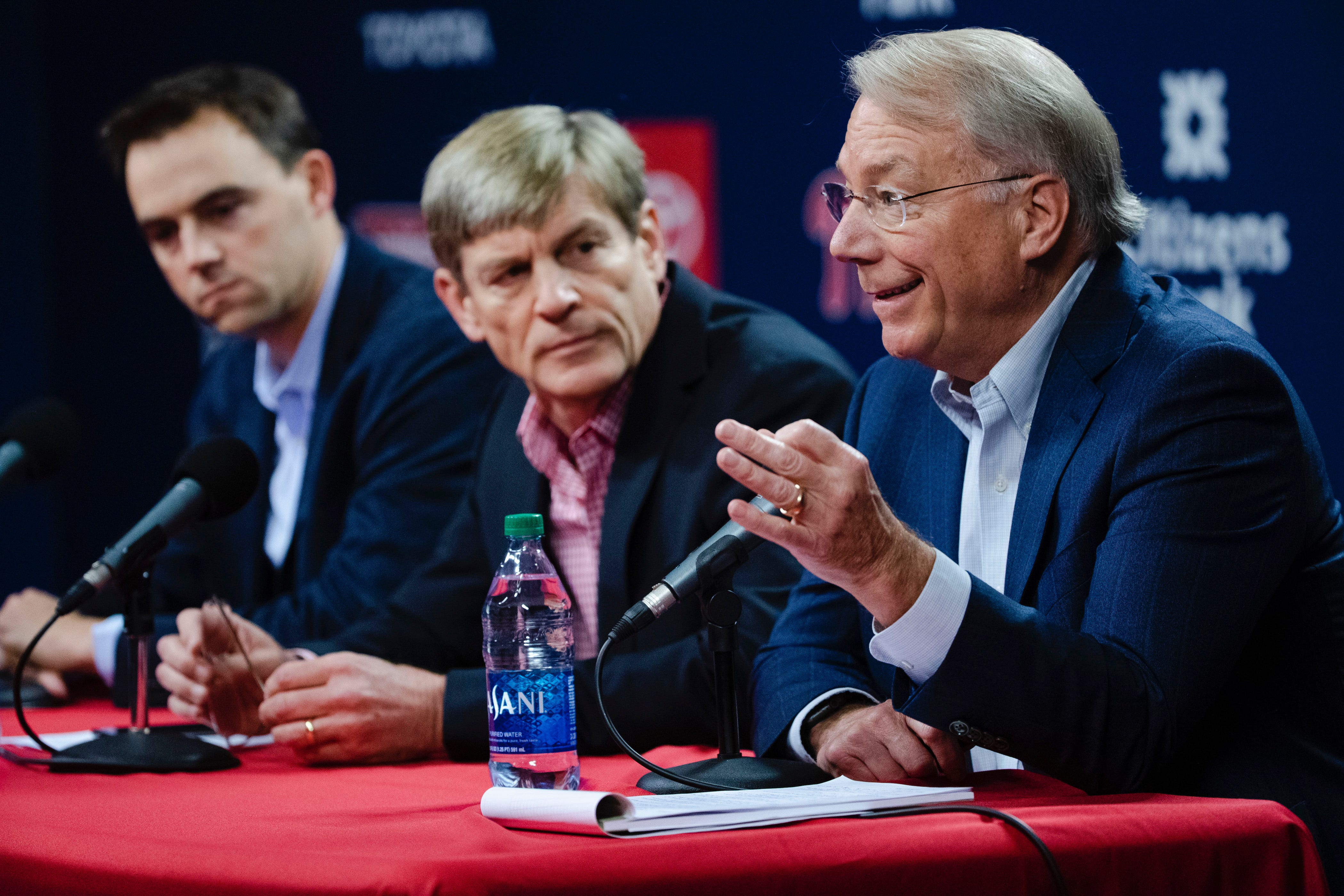 Moore: Plenty of Middleton mixed messages after firing Klentak as Phillies GM
