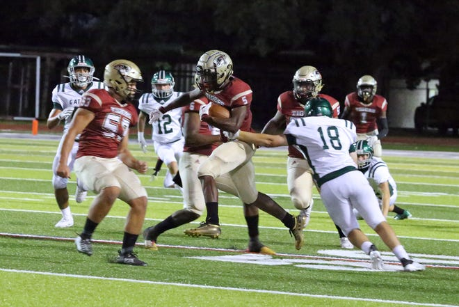 Terrebonne and South Terrebonne will look to play football this week before tropical weather moves into the area.