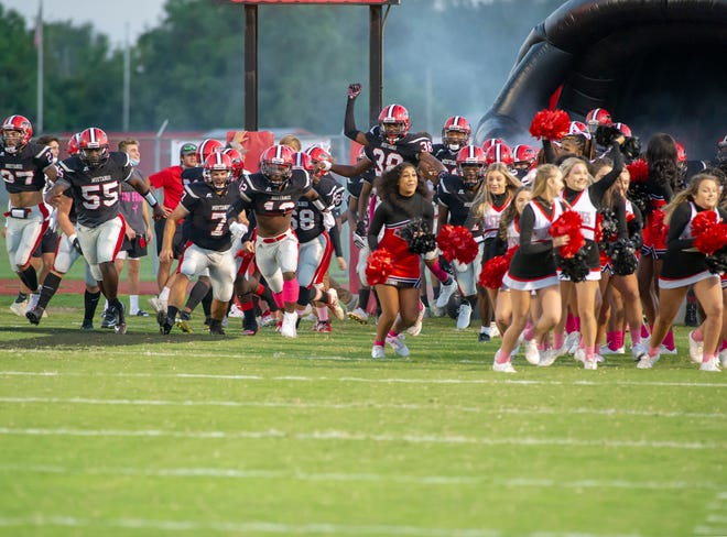 E.D. White traveled to Assumption for a season opening contest in Napoleonville on Friday.