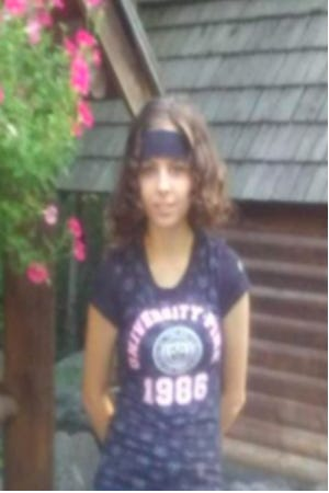 Cara Stefan, 14, has been reported missing from Ravenna.