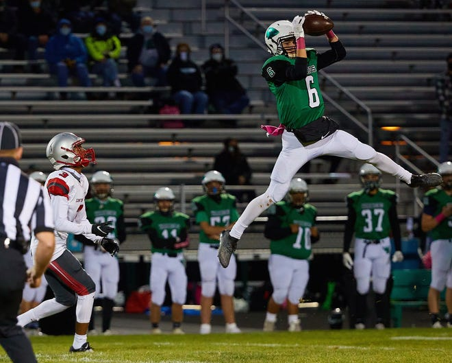 Canton South at West Branch high school football, Friday, Oct. 2, 2020. (Special to The Canton Repository / Scott Kirkpatrick)